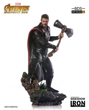 Marvel Iron Studios Infinity War Thor 1:10 Scale Statue Pre-Order