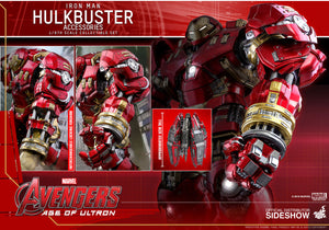 Marvel Hot Toys Age Of Ultron Hulkbuster 1:6 Scale Accessories Set HOTACS006 Pre-Order