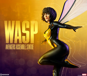 Marvel Sideshow Collectibles Avengers Assemble Wasp Statue