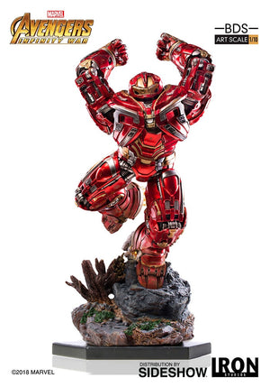 Marvel Iron Studios Infinity War Hulkbuster 1:10 Scale Statue Pre-Order