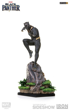 Marvel Iron Studios Black Panther Killmonger 1:10 Scale Statue