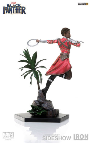 Marvel Iron Studios Black Panther Nakia 1:10 Scale Statue