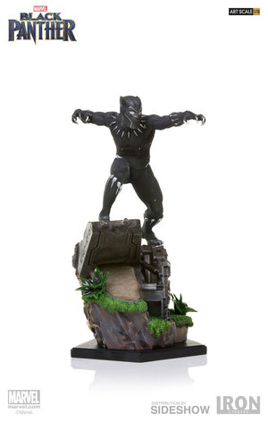 Marvel Iron Studios Black Panther 1:10 Scale Statue