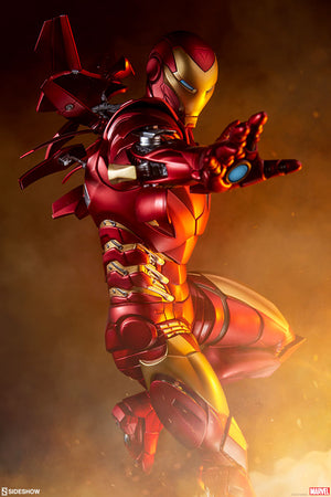 Marvel Sideshow Collectibles Iron Man Extremis Mark II Artist Series Statue Pre-Order