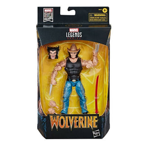 Marvel Legends 80th Anniversary Series Cowboy Logan Action Figure