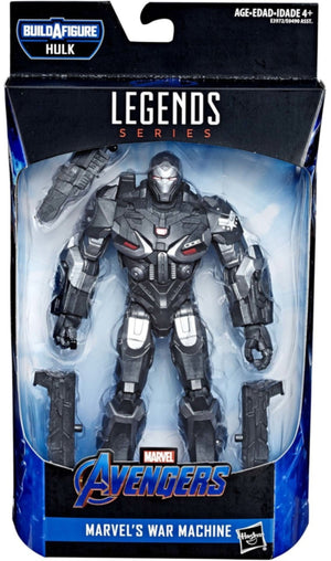 Marvel Legends Avengers End Game War Machine Action Figure