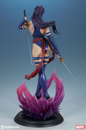 Marvel Sideshow Collectibles X-Men Psylocke Premium Format 1:4 Scale Statue Pre-Order