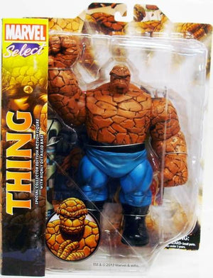 Marvel Diamond Select The Thing Action Figure Pre-Order