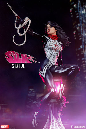 Marvel Sideshow Collectibles Spider-Man Silk Artist Statue Pre-Order