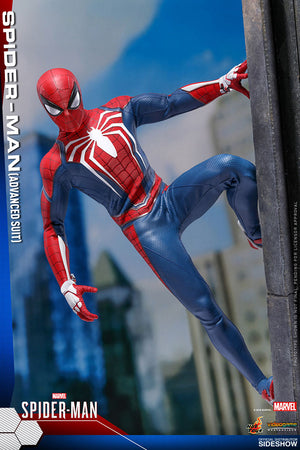 Marvel Hot Toys Spider-Man Gameverse Advanced Suit 1:6 Scale Action Figure HOTVGM31 Pre-Order