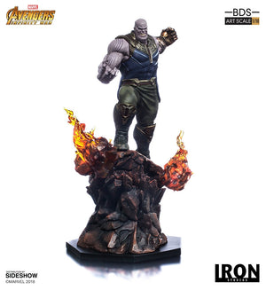 Marvel Iron Studios Infinity War Thanos 1:10 Scale Statue Pre-Order