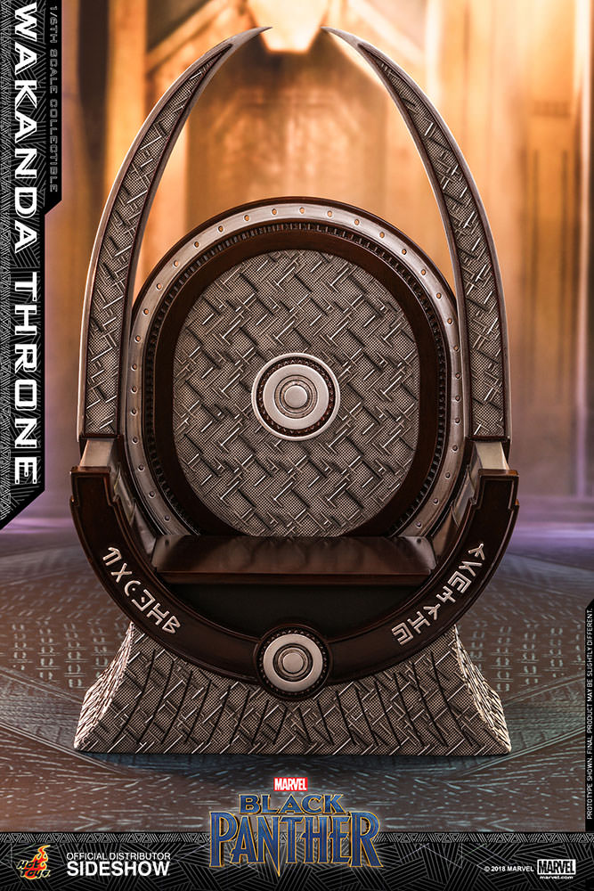 Marvel Hot Toys Black Panther Wakanda Throne 1:6 Scale Accessory HOTACS005 Pre-Order