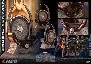 Marvel Hot Toys Black Panther Wakanda Throne 1:6 Scale Accessory ACS005