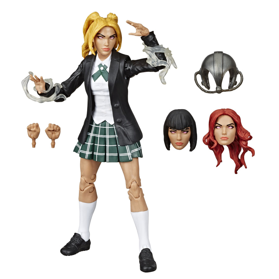 Marvel Legends Exclusive X-Men Stepford Cuckoos Action Figure