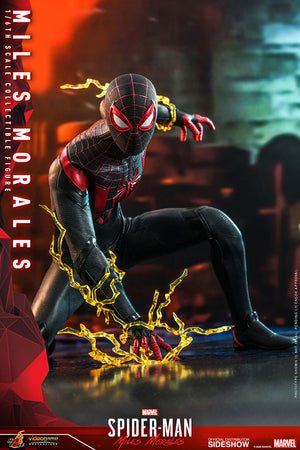 Marvel Hot Toys Spider-Man Miles Morales 1:6 Scale Action Figure VGM46 Pre-Order