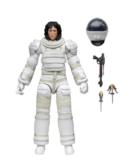Alien Neca 40th Anniversary Series 4 Ripley Compression Suit Action Figure Pre-Order