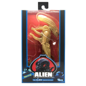 Alien Neca 40th Anniversary Series 1 Big Chap Xenomorph Concept Action Figure