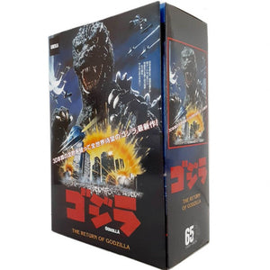 Godzilla Neca 1985 The Return of Godzilla Action Figure