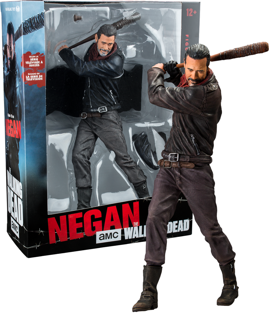 The Walking Dead TV Series Negan 10 Inch Action Figure