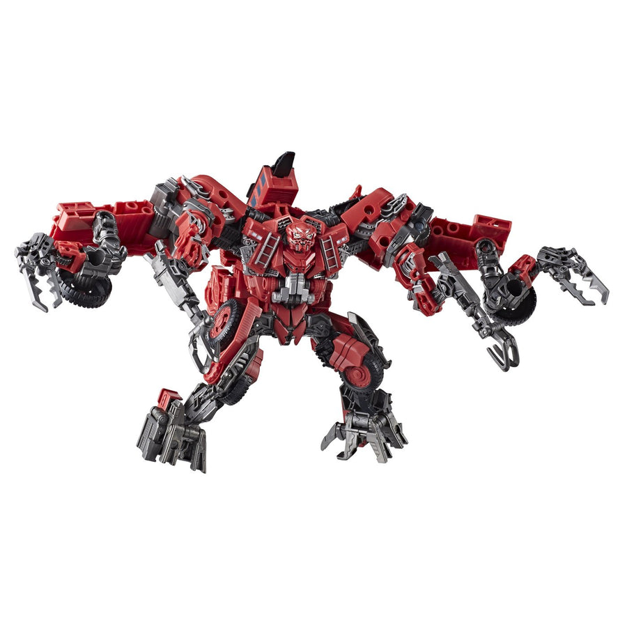 Transformers Studio Series Revenge of the Fallen Leader Constructicon Overload Action Figure Pre-Order
