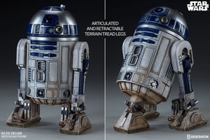 Star Wars Sideshow Collectibles R2-D2 Deluxe 1:6 Scale Action Figure Pre-Order