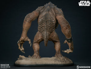 Star Wars Sideshow Collectibles Rancor Deluxe Statue Pre-Order