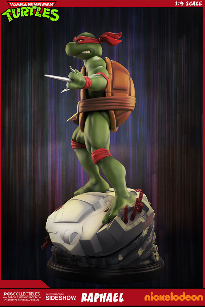 Teenage Mutant Ninja Turtles PCS Collectibles Raphael 1:4 Scale Statue