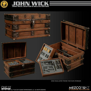 John Wick Mezco Exclusive Deluxe Edition John Wick 2 One:12 Scale Action Figure