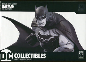 DC Batman Black and White Designer Series Joe Madureira Batman 7 Inch Statue