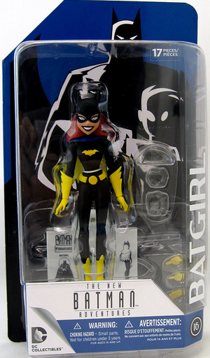 DC Batman The Animated Series Batgirl Action Figure #16 - Action Figure Warehouse Australia | Comic Collectables