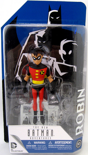 DC Batman The Animated Series Robin Action Figure #10 - Action Figure Warehouse Australia | Comic Collectables