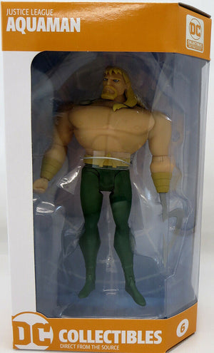 DC Justice League The Animated Series Aquaman Action Figure