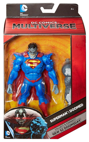 DC Multiverse Superman Doomed Action Figure #6 - Action Figure Warehouse Australia | Comic Collectables