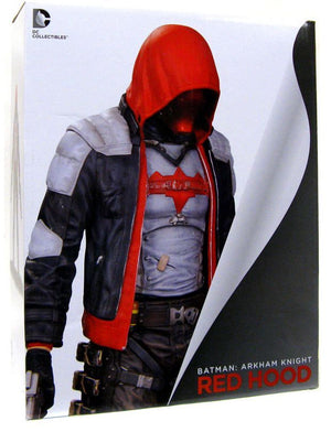DC Batman Arkham Knight Red Hood 10 Inch Statue - Action Figure Warehouse Australia | Comic Collectables