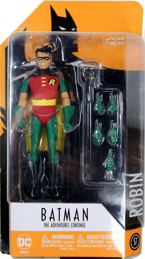 DC Batman The Animated Series Adventures Continue Robin Action Figure