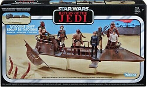 Star Wars The Vintage Collection Return Of The Jedi Tatooine Skiff Vehicle