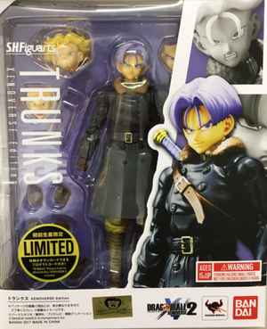 DragonBall Z SH Figuarts Trunks Xenoverse Action Figure - Action Figure Warehouse Australia | Comic Collectables