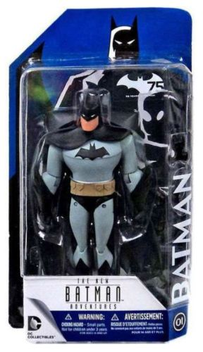 DC Batman The Animated Series Batman Action Figure #1 - Action Figure Warehouse Australia | Comic Collectables