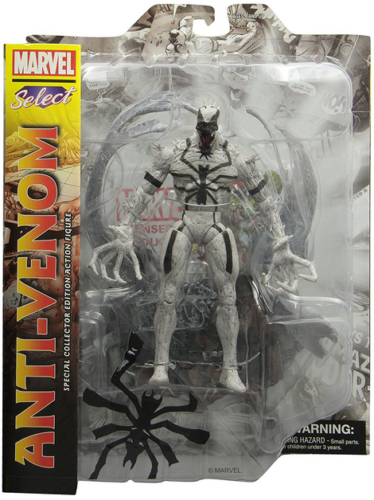 Marvel Diamond Select Anti Venom Action Figure