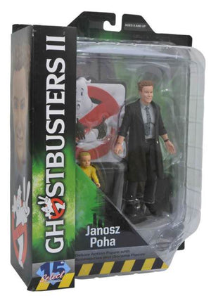 Ghostbusters 2 Diamond Select Janosz Series 7 Action Figure