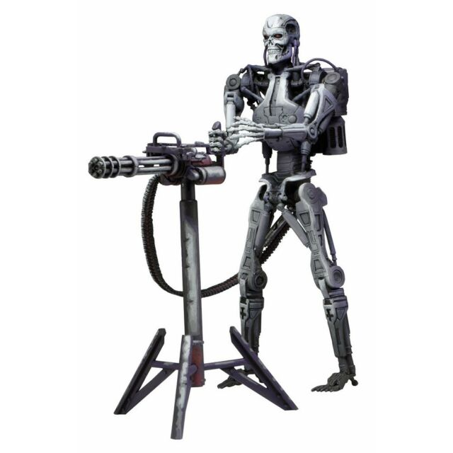 Terminator Neca Endoskeleton Heavy Gunner Action Figure