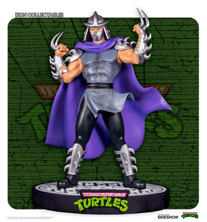 Teenage Mutant Ninja Turtles Ikon Collectibles Shredder 13 Inch Statue