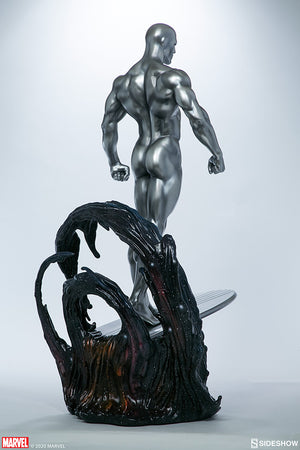 Marvel Sideshow Collectibles Silver Surfer Maquette 1:4 Scale Statue Pre-Order