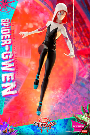 Marvel Hot Toys Spider-Man Into The Spider-Verse Spider-Gwen 1:6 Scale Action Figure MMS567 Pre-Order