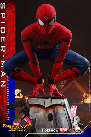 Marvel Hot Toys Spider-Man Homecoming 1:4 Scale Action Figure HOTQS014 Pre-Order