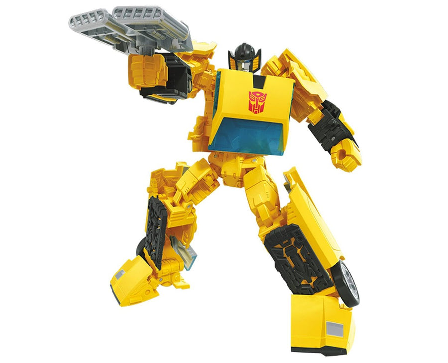 Transformers Earthrise War For Cybertron Deluxe Sunstreaker Action Figure Pre-Order