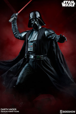 Star Wars Sideshow Collectibles Rogue One Darth Vader Premium Format 1:4 Scale Statue Pre-Order