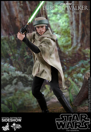 Star Wars Hot Toys Return Of The Jedi Luke Skywalker Endor 1:6 Scale Action Figure HOTMMS516 Pre-Order
