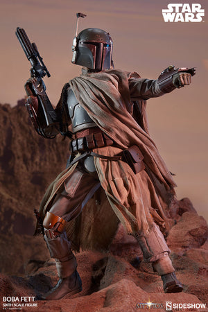 Star Wars Sideshow Collectibles Mythos Boba Fett 1:6 Scale Action Figure