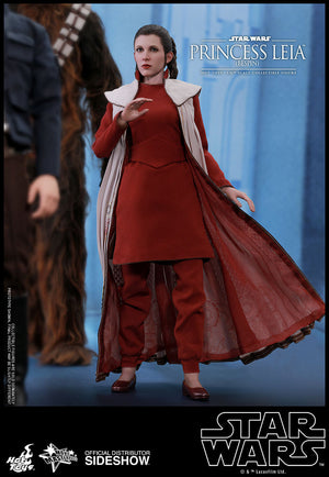 Star Wars Hot Toys Empire Strikes Back Princess Leia Bespin 1:6 Scale Action Figure MMS508